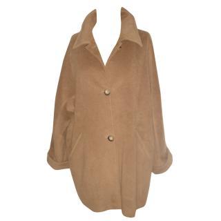 MaxMara caramel coat