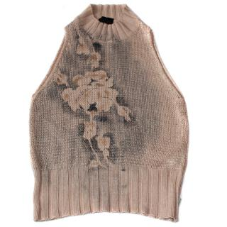 Trussardi sleeveless sweater