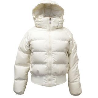 Pyrenex Off White ski jacket