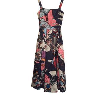 MARY KATRANTZOU Poppies Dress