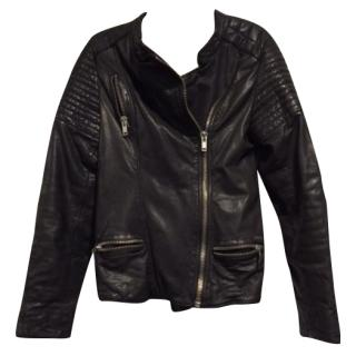 Mason Scotch Leather Jacket