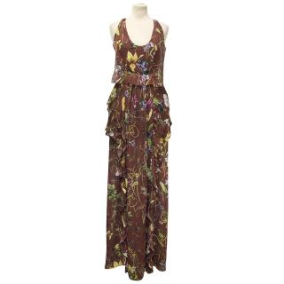Gucci Floral Maxi Dress