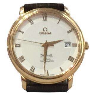 Omega Deville Coaxial Chronometer