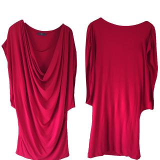 McQ Dress Red by Alexander McQueen