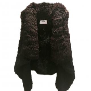 Max & Moi Fur Gilet