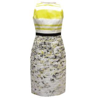 Carolina Herrera Sleeveless Sheath Dress