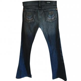 Rock & Republic Flare Roth Jeans