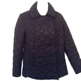 Farhi by Nicole Farhi black padded lined jacket