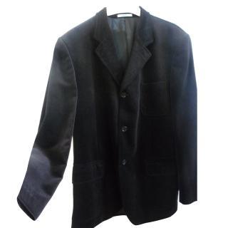 Kenzo men's velvet jacket