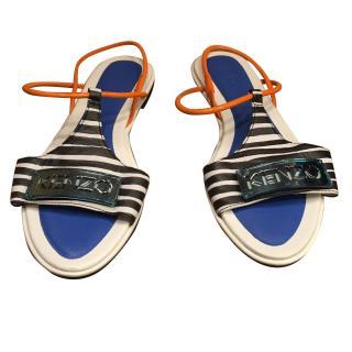 Kenzo Flip Flops