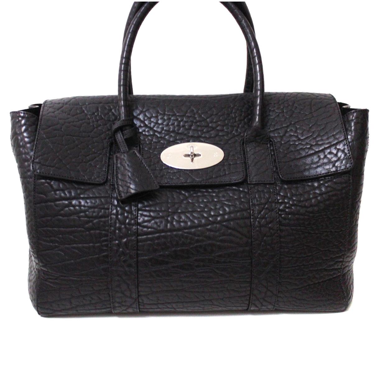... get mulberry bayswater buckle in shrunken calf leather hewi london  f3f7e 986da 744ec49c593c0