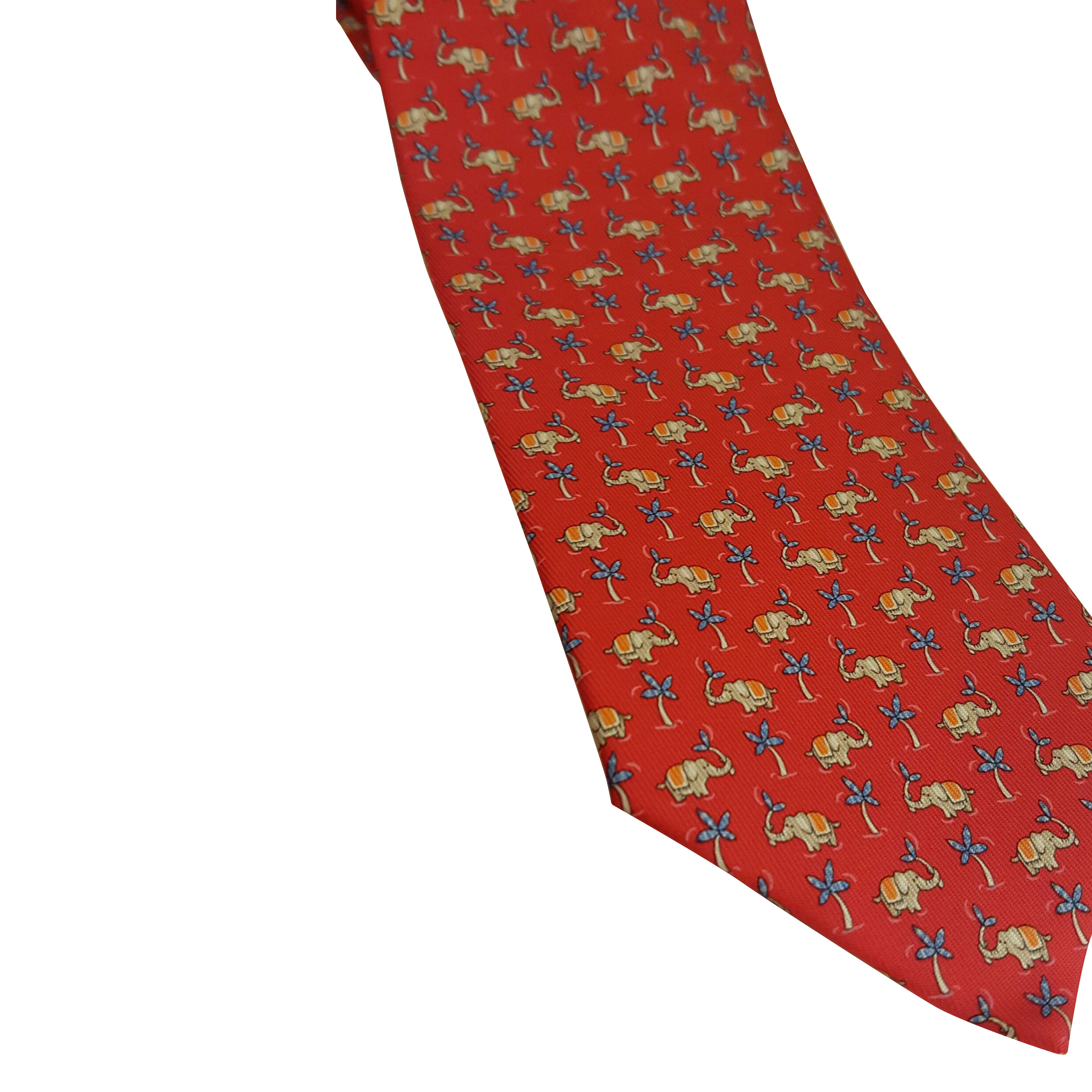 a8be2d79b420 Salvatore Ferragamo Matching Father Son Tie Set | HEWI London