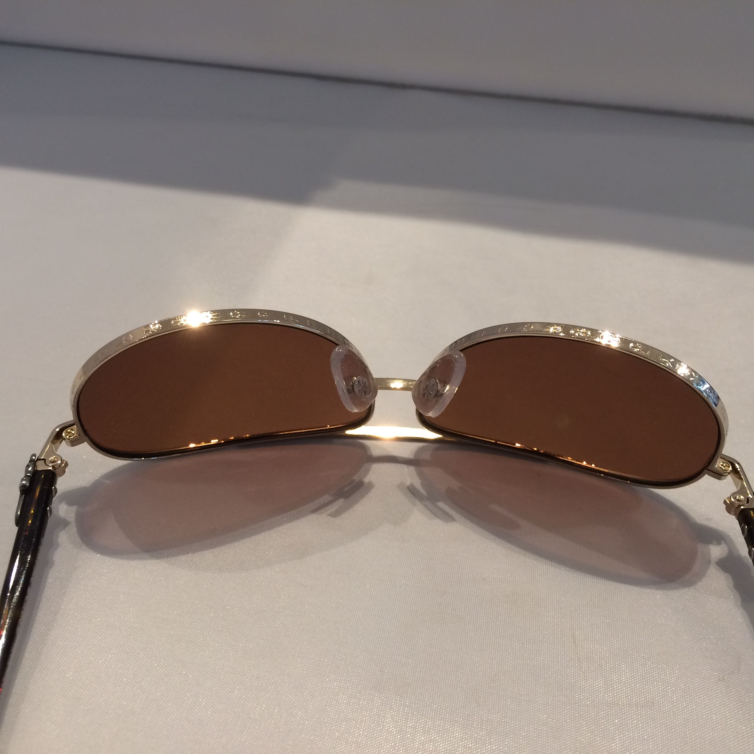 0f91f7d532fe Chrome Hearts Diamond Sunglasses. 22. 12345678