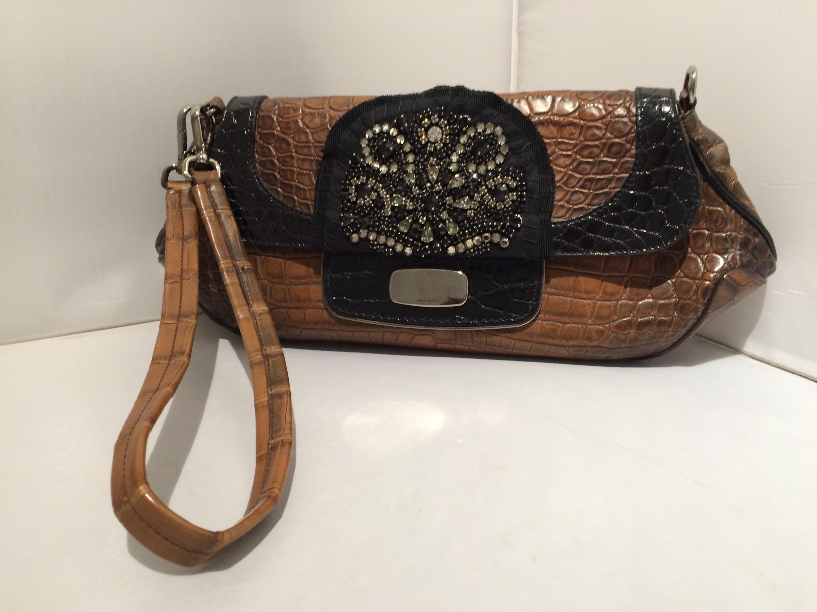 b7277469b6f5 Prada Crocodile Skin Bag | HEWI London