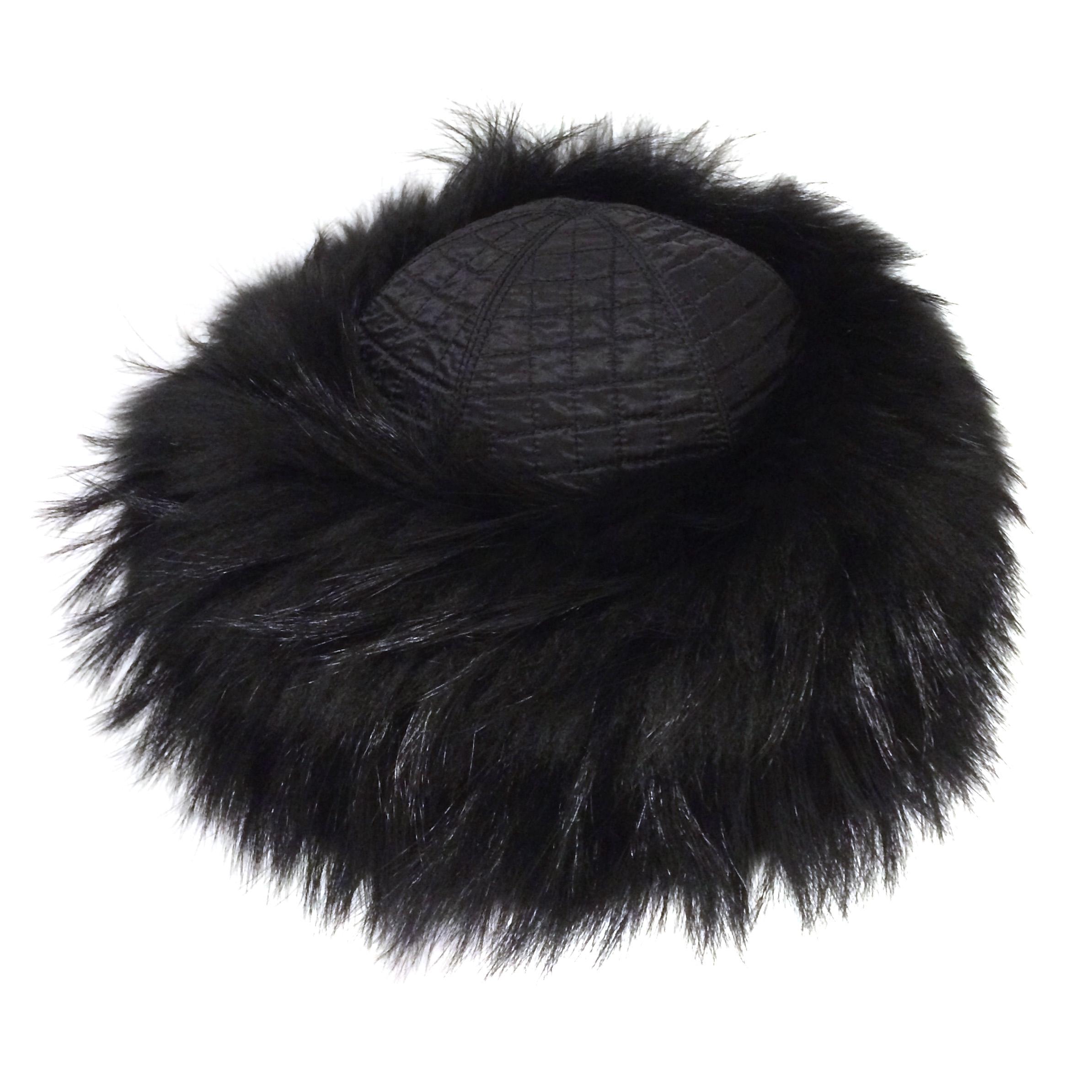 Prada Raccoon Ski Hat  117186e857f