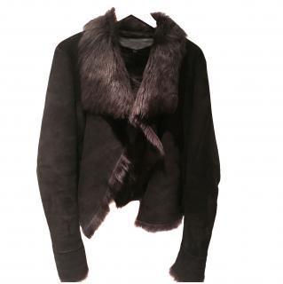 Betty Jackson Sheepskin jacket