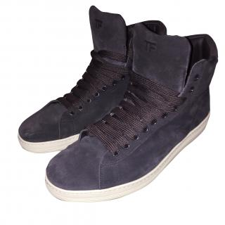 Tom Ford High Top Sneakers