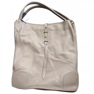 New belstaff large pewter tote