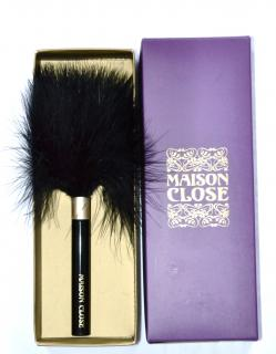 Maison Close feather tickler