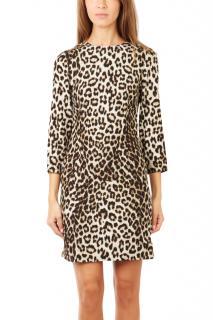 Rag and bone leopard short dress