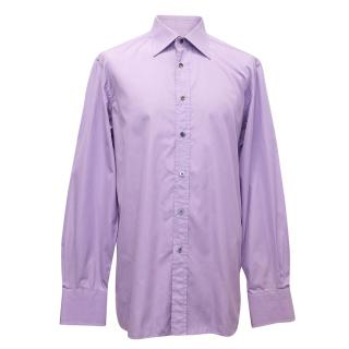 Tom Ford Purple Shirt.