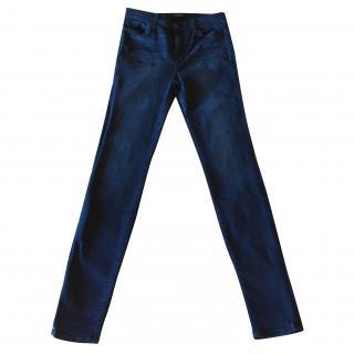 J Brand Maria High-Rise Skinny Jeans - Supreme