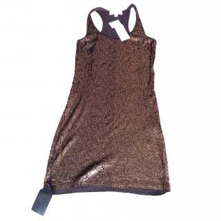 Michael Michael Kors sequin evening dress