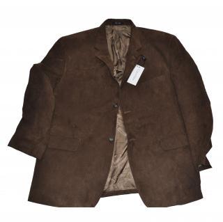 Elegant velvet sport coat by Calvin Klein Sz. US44