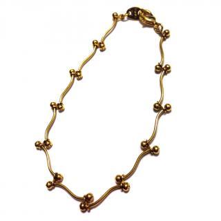 Nina Ricci Vintage GP Bracelet
