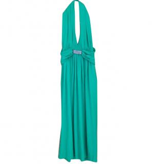 Green Iceberg Dress Dress