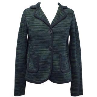 Missoni Blue and Green Jacket/ Blazer