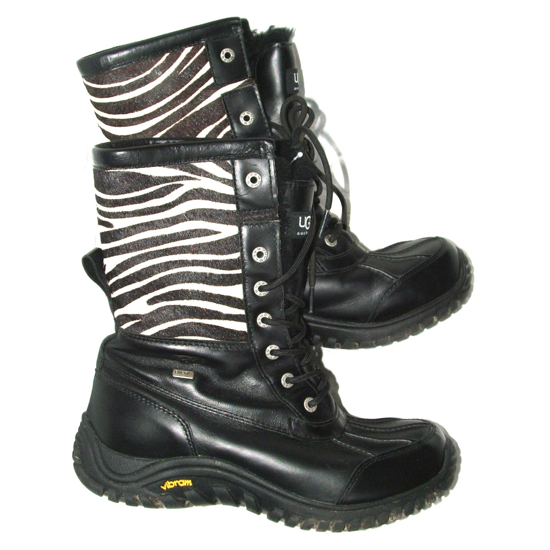 bb7bec2b60a Ugg boots Adirondack tall, U.K. 8.5