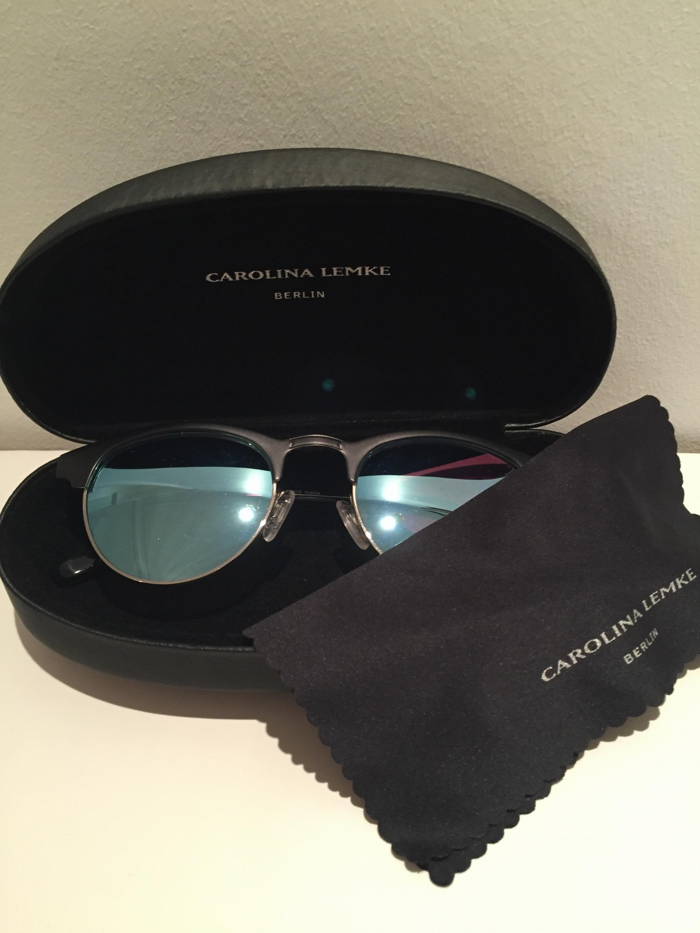 2a72d84cb1fca Carolina Lemke Berlin Sunglasses. 25. 12345678910