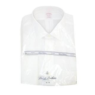 Brooks Brothers White Dress Shirt.