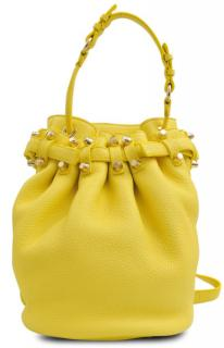 Alexander Wang Diego Bucket yellow bag