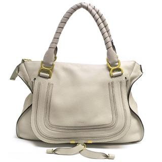 Chloe Marcie Large Satchel Bag