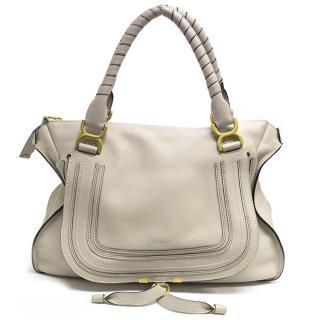 Chloe Marcie Large Satchel Bag