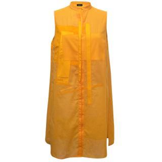 Akris Orange Tunic
