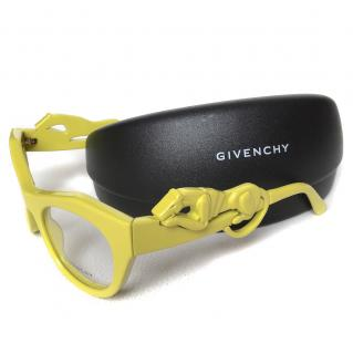 Givenchy glasses panther