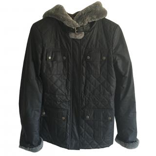 Belstaff New Gold Label Wax Cotton Coat