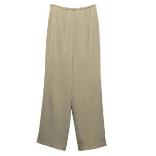 Caroline Charles Studio Beige Trousers