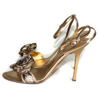 Rene Caovilla high-heeled sandals