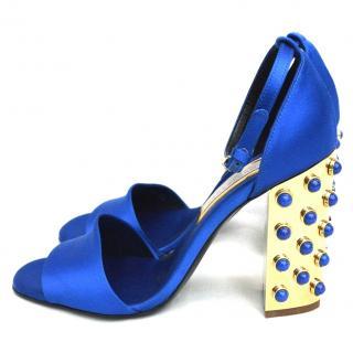 Stella McCartney embellished heels