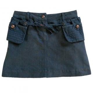 Donna Karan DKNY Girls Cargo Skirt