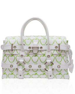 LUELLA Green Apple Giselle Bag