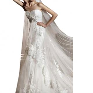 Pronovias Bergamo Wedding Dress