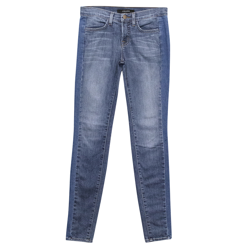 J Brand Blue Skinny Denim Jeans