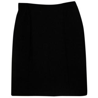Hugo Boss Pencil Skirt  with back pleat- size 10 - never worn