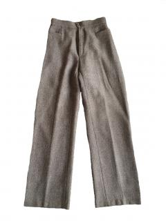 Thierry Mugler wool trousers