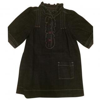 Girls Marc Jacobs denim dress.